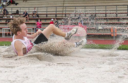 Para-Leichtathletik   Groth und Winkeler sammeln Titel