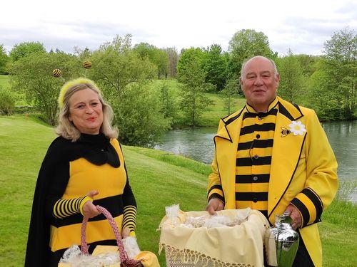 Golf | 77 Clubs haben an Bienenwoche teilgenommen
