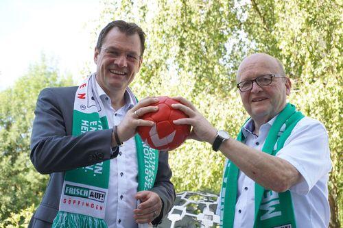 Handball | Wechsel des Vorsitzes im Aufsichtsrat