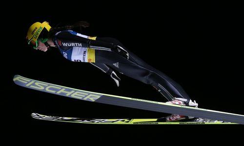 Skispringen   Anna Rupprecht gewinnt WM-Gold
