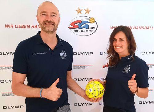 Handball   Lena Backhaus wird Geschäftsführerin