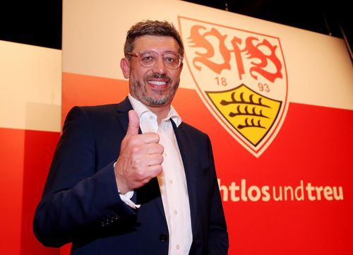 Fußball | Claus Vogt heißt der neue Präsident des VfB Stuttgart