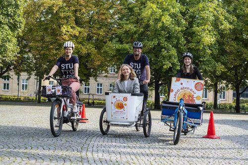 Aktionstag | Cargo-Bike-Olympiade am 19. September