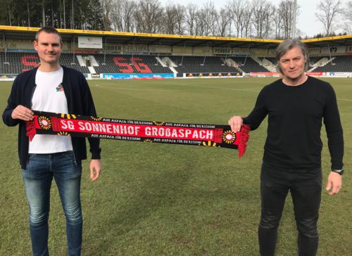 Fußball | Walter Thomae wird Trainer in Großaspach