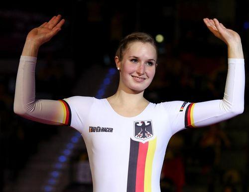 Hallenradsport | WM-Silber für Viola Brand