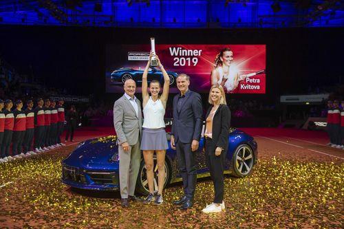 Tennis   Porsche Tennis Grand Prix zum zehnten Mal beliebtestes Turnier