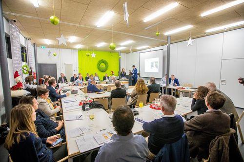 Mitgliederversammlung | Matthias Klopfer bleibt an der Spitze der SportRegion