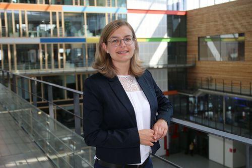 WSJ | Anne Köhler nimmt zweite Amtszeit in Angriff