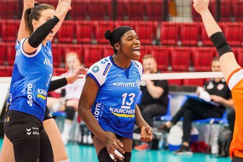 Volleyball | Krystal Rivers verlängert Vertrag in Stuttgart