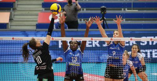Volleyball   Allianz MTV noch einen Sieg vom Titel entfernt