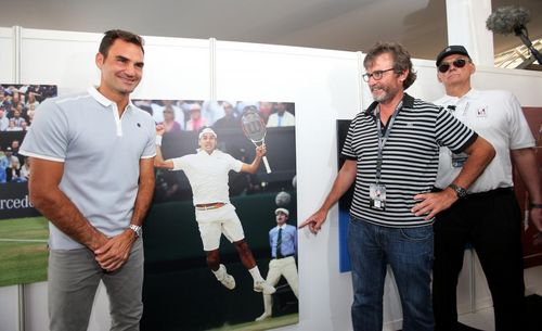 MEIN MOMENT | Mit den Tennis-Stars um die Welt