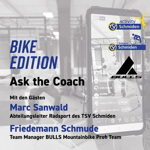 Ask the coach | Radsportler im Gespräch