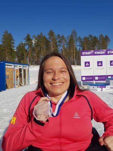 Para-Skisport | Anja Wicker gewinnt den Gesamtweltcup