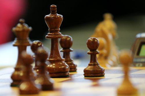 Schach   Matthias Blübaum erneut Deutscher Meister