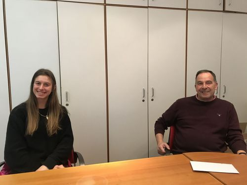 Tennis | TEC Waldau verpflichtet Alexandra Vecic