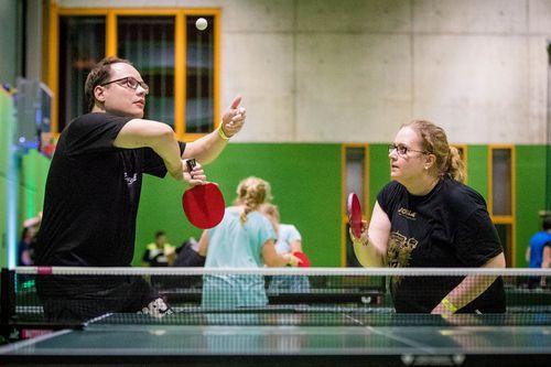 VIELFALT DES SPORTS   Folge 1: Tischtennis