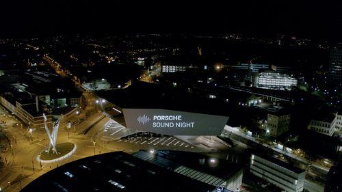 Live-Event | Porsche Sound Night am 18. September