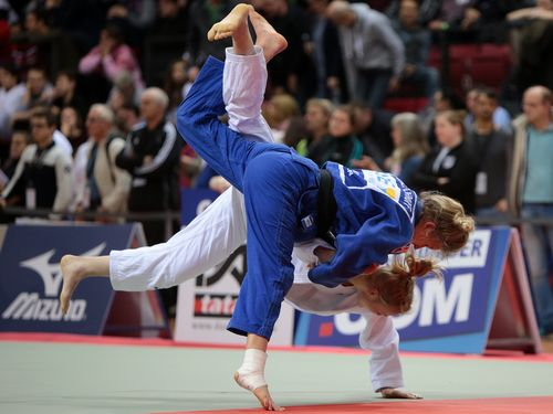 Top-Event der Woche | Judo-DM in der SCHARRena