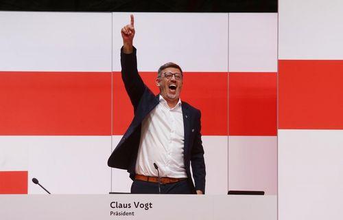 VfB Stuttgart | Claus Vogt bleibt Präsident