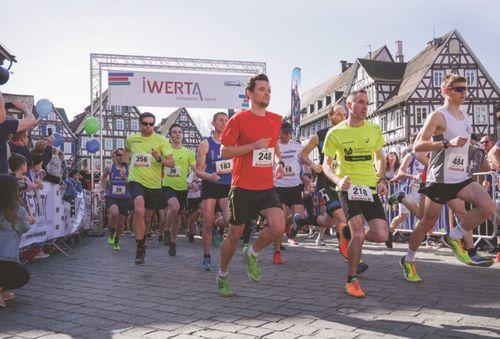 Volkslauf | 11. BDS-Altstadtlauf am 26. April 2020 in Schorndorf abgesagt