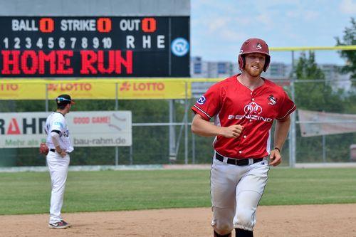 Baseball | Erster Heimauftritt der Reds gegen Haar