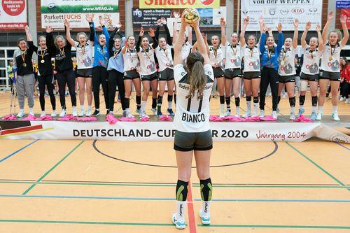 Handball | Baden-Württemberg gewinnt den Deutschland-Cup