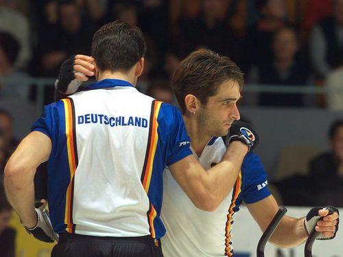 MEIN MOMENT | Lomuscio: Der Radball-Bundestrainer