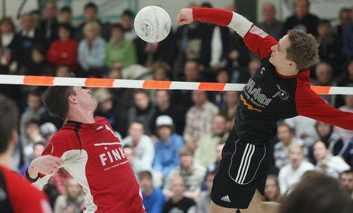 MEIN MOMENT   Der Faustball-Bundestrainer