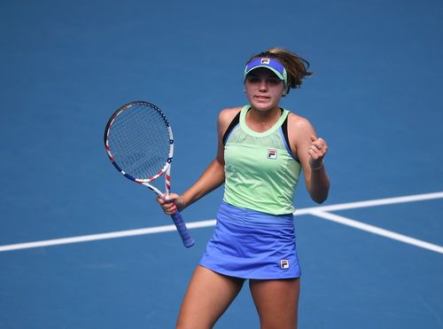 Tennis | Sofia Kenin kommt zum Porsche Tennis Grand Prix