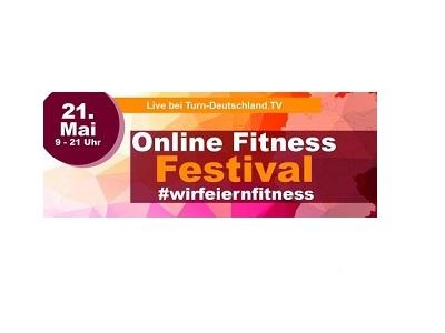 Turnen   Online Fitness Festival am 21. Mai